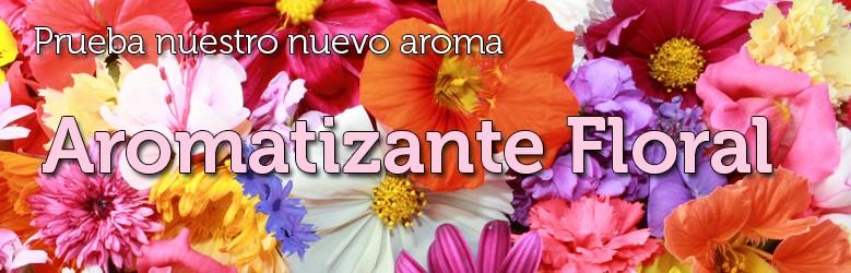 Aromatizante Floral