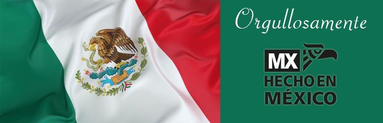 Orgullosamente hecho en México
