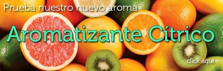 Aromatizante Citricos